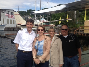 Our Seaplane Experience!