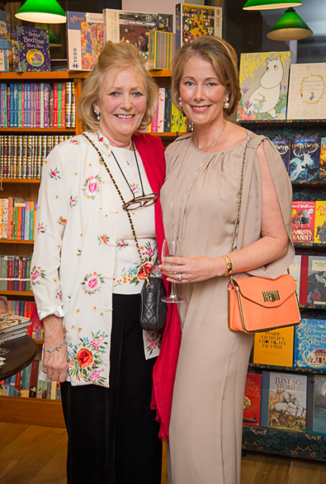 The launch of Cancer is my Teacher by Lucy O'Donnell at Daunt Books, London on 25th September 2014.